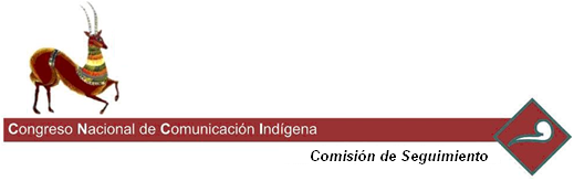 III Congreso Nacional de Comunicaci&oacute;n Ind&iacute;gena