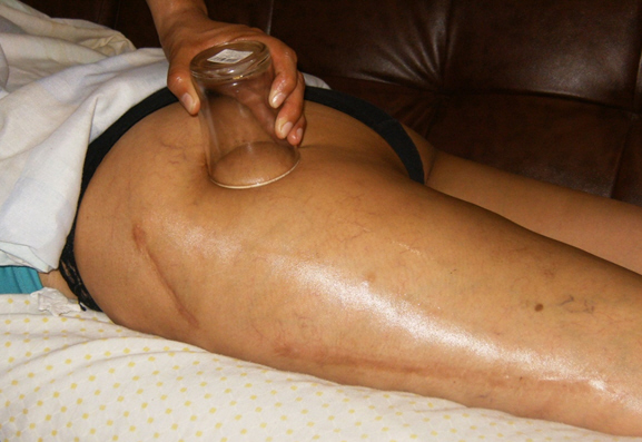 El masaje de las tetonas 4